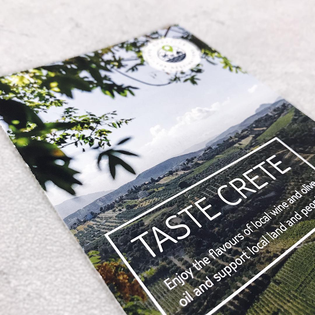 Taste Crete Folder Vorschau